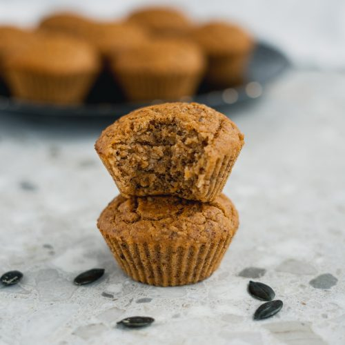 Kuerbis Muffin